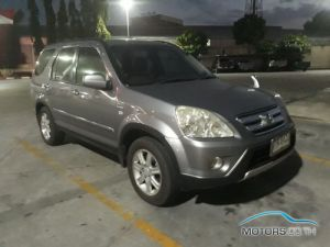 Secondhand HONDA CR-V (2005)