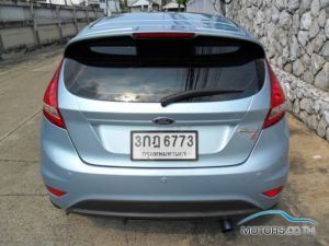 Secondhand FORD FIESTA (2014)
