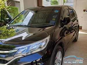 Secondhand HONDA CR-V (2015)