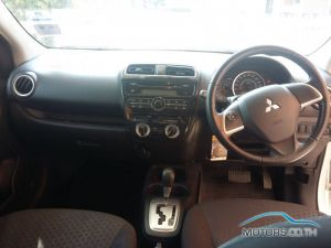 Secondhand MITSUBISHI MIRAGE (2014)