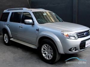 Secondhand FORD EVEREST (2014)