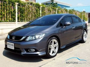 Secondhand HONDA CIVIC (2015)