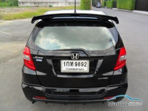 Secondhand HONDA JAZZ (2012)