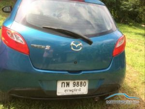 Secondhand MAZDA 2 (2013)