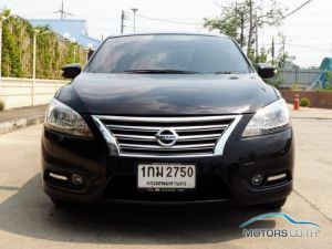 Secondhand NISSAN SYLPHY (2012)