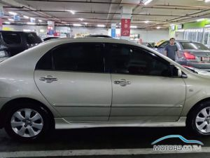 Secondhand TOYOTA ALTIS (2002)