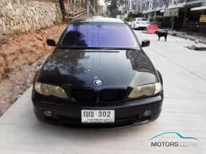 Secondhand BMW 330I (2003)