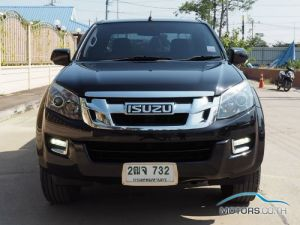 Secondhand ISUZU D-MAX (2014)