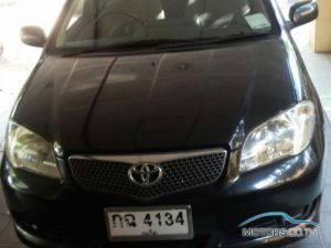 Secondhand TOYOTA VIOS (2005)