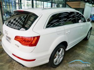 Secondhand AUDI Q7 (2010)