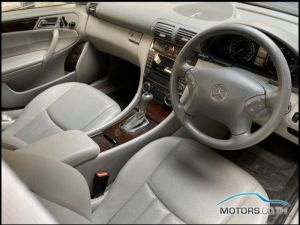 Secondhand MERCEDES-BENZ C180 (2006)