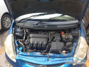 Secondhand HONDA JAZZ (2005)