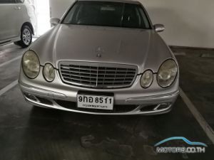 Secondhand MERCEDES-BENZ E240 (2005)