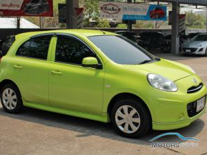 Secondhand NISSAN MARCH (2013)