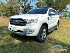 Secondhand FORD EVEREST (2016)