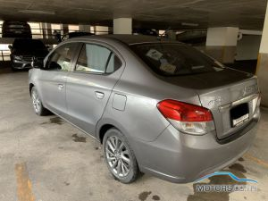 Secondhand MITSUBISHI ATTRAGE (2015)
