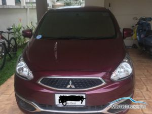 Secondhand MITSUBISHI MIRAGE (2017)