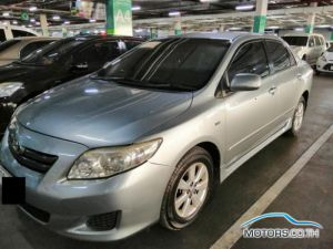 Secondhand TOYOTA ALTIS (2009)