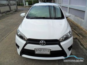 Secondhand TOYOTA YARIS (2014)