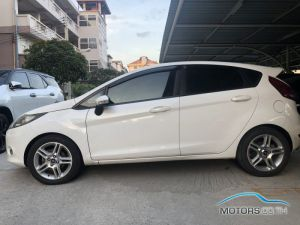 Secondhand FORD FIESTA (2013)