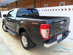 Secondhand FORD RANGER (2018)
