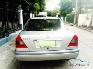 Secondhand MERCEDES-BENZ 220CE (1999)