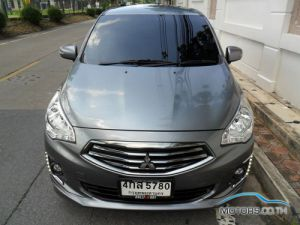 Secondhand MITSUBISHI ATTRAGE (2016)