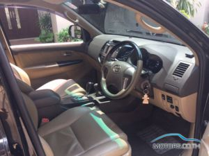 Secondhand TOYOTA FORTUNER (2013)
