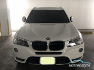 รถมือสอง, รถยนต์มือสอง BMW X3 (2012)