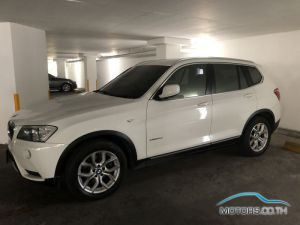 Secondhand BMW X3 (2012)