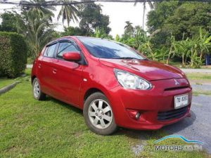 Secondhand MITSUBISHI MIRAGE (2012)