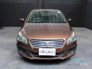 Secondhand SUZUKI CIAZ (2017)