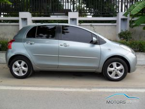 Secondhand TOYOTA YARIS (2006)