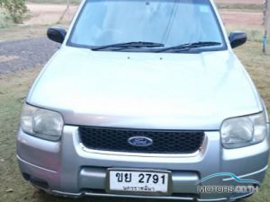 Secondhand FORD ESCAPE (2008)