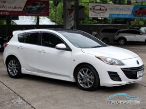 Secondhand MAZDA 3 (2013)