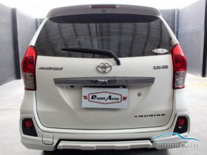 Secondhand TOYOTA AVANZA (2015)