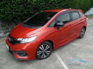 Secondhand HONDA JAZZ (2018)