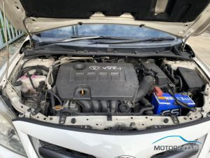 Secondhand TOYOTA ALTIS (2013)