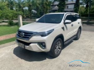 Secondhand TOYOTA FORTUNER (2016)