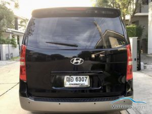 Secondhand HYUNDAI GRAND STAREX (2011)