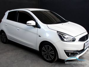 Secondhand MITSUBISHI MIRAGE (2018)