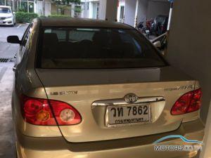 รถมือสอง, รถยนต์มือสอง TOYOTA ALTIS (2002)