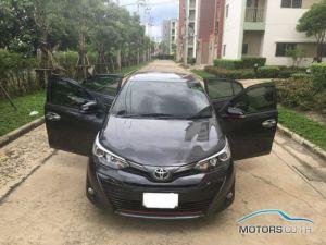 รถมือสอง, รถยนต์มือสอง TOYOTA YARIS ATIV (2017)