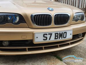 Secondhand BMW 320CI (2001)