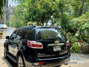 Secondhand CHEVROLET TRAILBLAZER (2017)