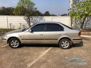 Secondhand HONDA CIVIC (1997)
