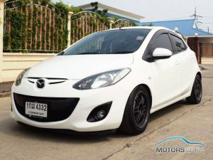 Secondhand MAZDA 2 (2012)