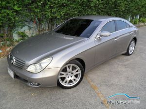 Secondhand MERCEDES-BENZ CLS350 (2006)