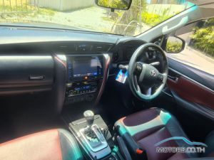 Secondhand TOYOTA 4RUNNER (2018)