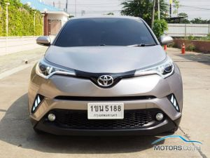Secondhand TOYOTA C-HR (2018)